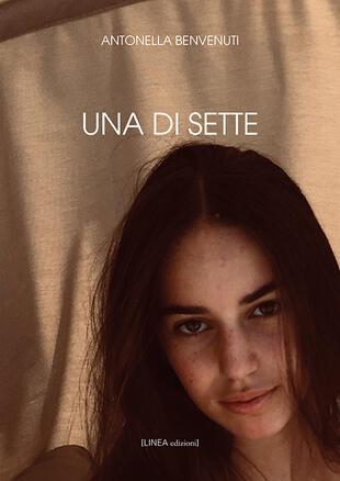 copertina Una di sette