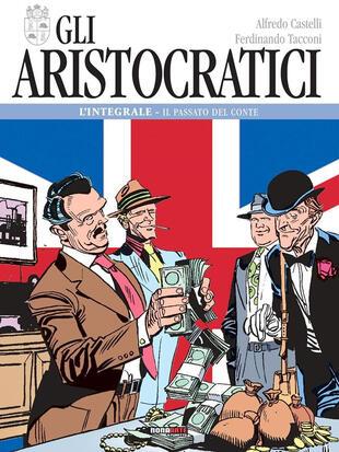 copertina Gli aristocratici. L'integrale