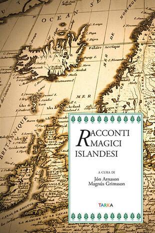 copertina Racconti magici islandesi