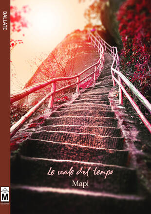 copertina Le scale del tempo