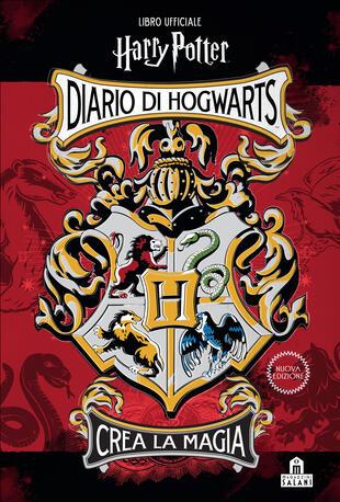 copertina Harry Potter. Diario di Hogwarts